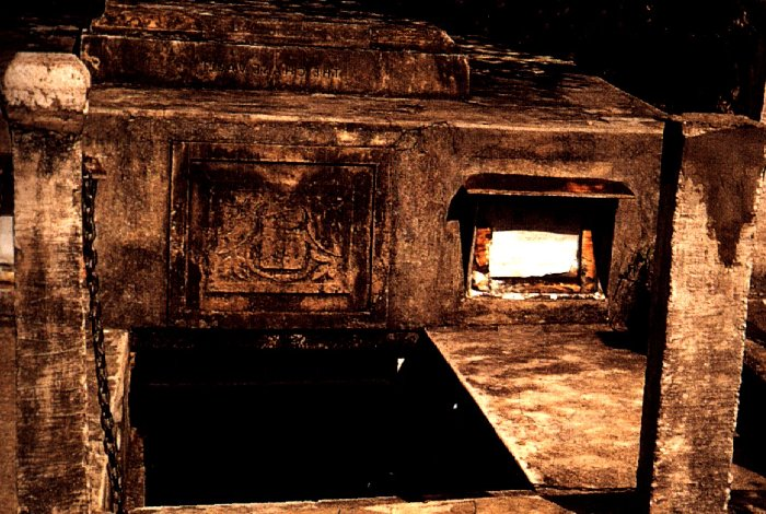 Cripta Walrond